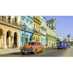 Voyage chez l'habitant à Cuba - LA HAVANE - EL MONCADA - VIÑALES - CIENAGA DE ZAPATA - TRINIDAD - TOPES DE COLLANTES - SANTA CLARA - REMEDIOS - JIBACOA  Ce voyage chez l'habitant a été spécialement conçu pour vivre une véritable immersion dans le quotidien des cubains. Vous découvrirez également l'histoire et les traditions de Cuba à travers l'art, plusieurs projets communautaires et en visitant des lieux hors du temps. Vous serez aidé quasi quotidiennement par nos assistants locaux francophones. En bonus, vous profiterez de belles plages dans un lieu authentique à la fin de votre voyage.
