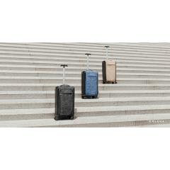 Pliable Extra - La Pliable Extra est une valise pour soute, légère et facile d'utilisation avec ses quatre roues, sa poignée très maniable, et ses deux poignées situées sur les bases inférieure et supérieure du bagage.