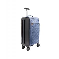 Pliable Mini - La Pliable Mini est une valise cabine pliable, légère et facile d'utilisation avec ses quatre roues, sa poignée très maniable, et ses deux poignées situées sur les bases inférieure et supérieure du bagage.
