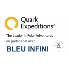 BLEU INFINI QUARK EXPEDITIONS