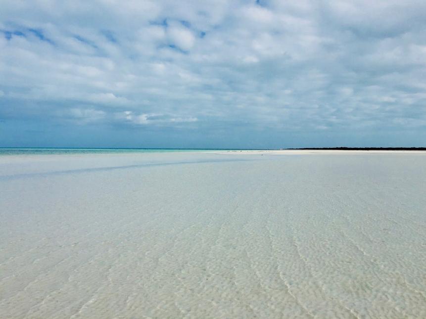 Plage Isla de Holbox