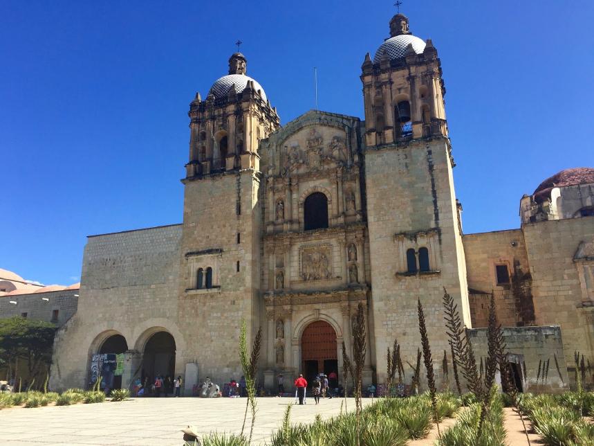 Photo du Temple Santo Domingo de Guzman