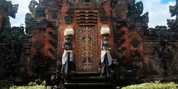 Photo du Bedogols protecteurs à Bali