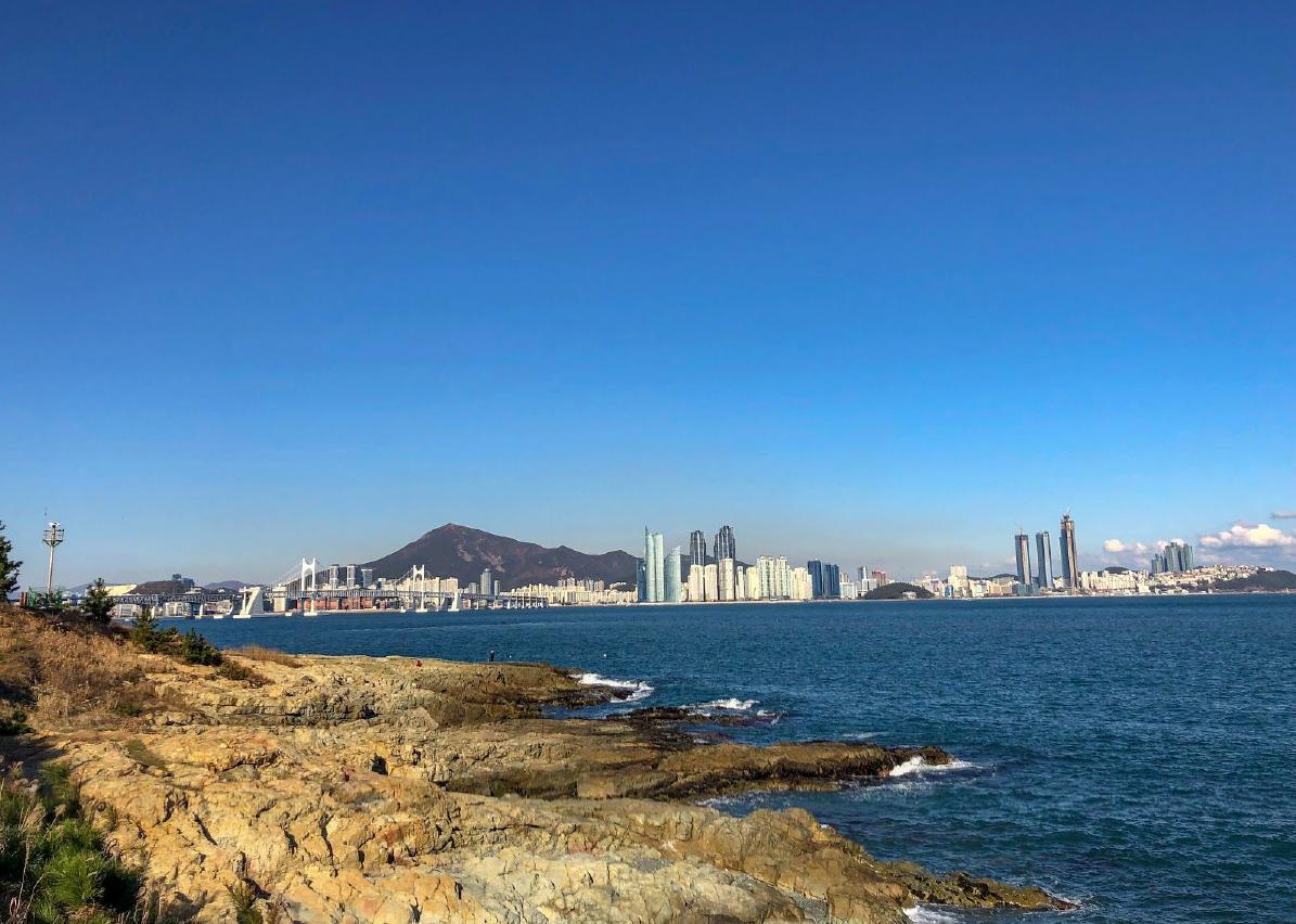 Busan Corée du Sud