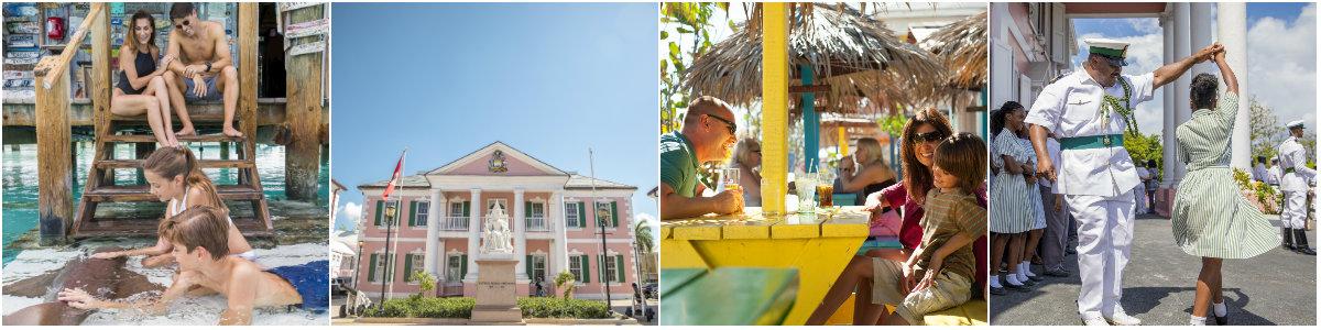 Photo Bahamas en famille