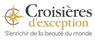 Logo Croisières d'exception