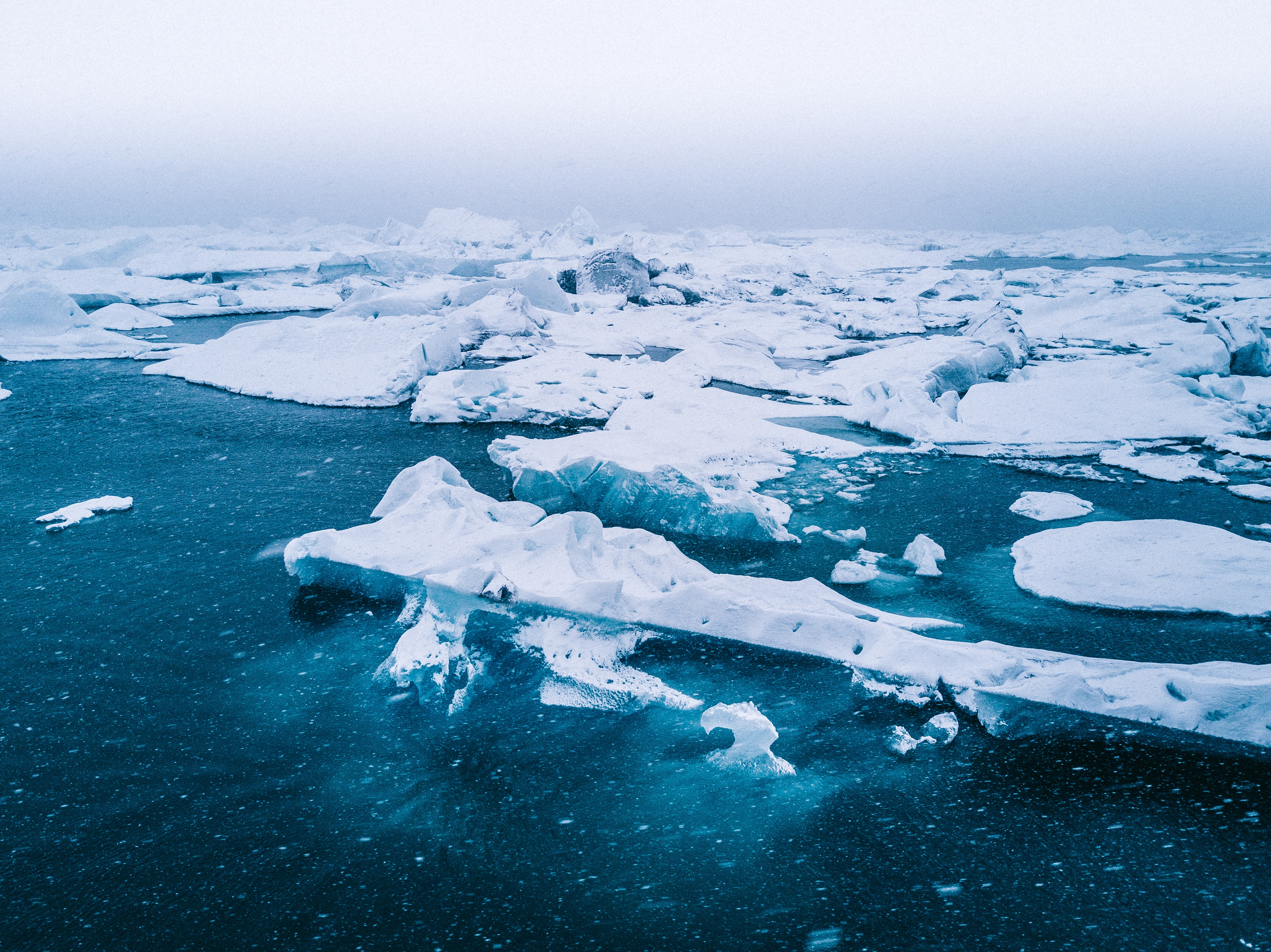 arctique glacier