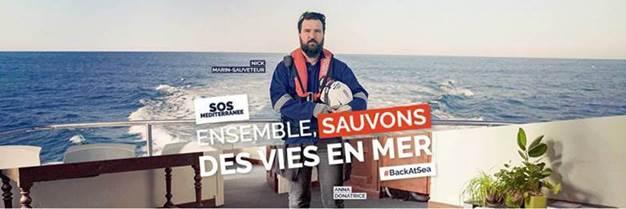 SOS Méditerranée- Photo 1