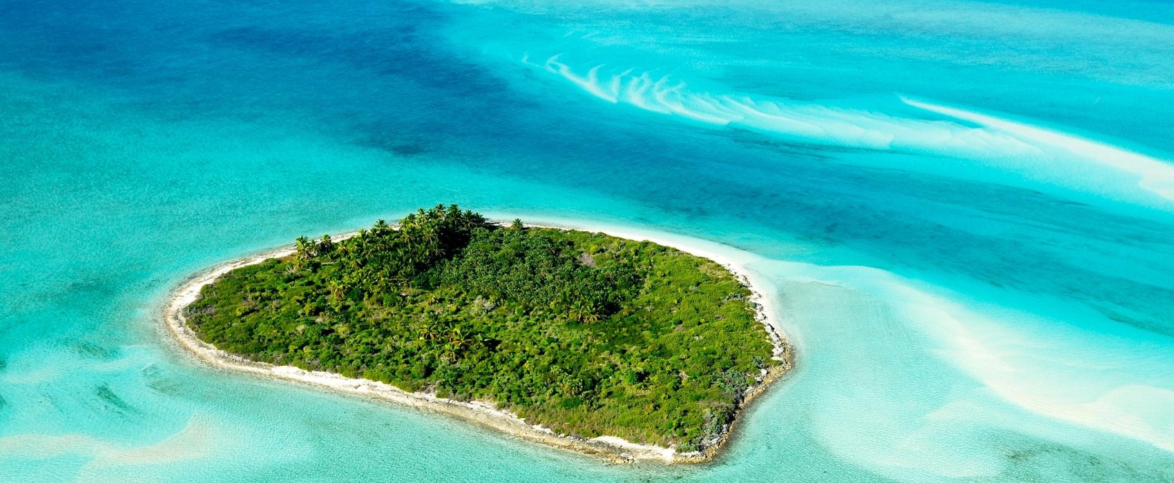 L'ile des Bahamas